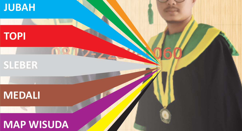 Jual Toga Wisuda Anak Agam Sumatera Barat