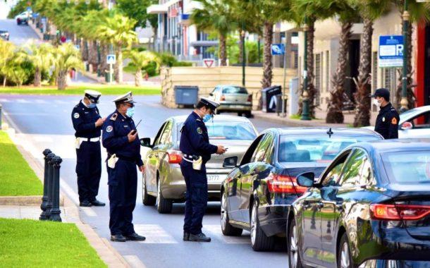 السلطات العمومية تجبر الوافدين على مدينة الدار البيضاء بضرورة توفرهم على رخصة استثنائية للتنقل