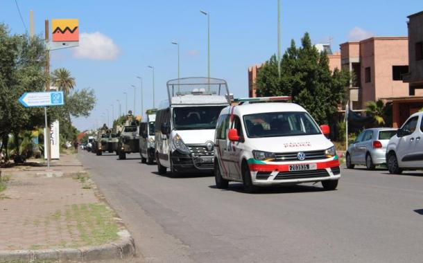 وباء كورونا.. الحكومة تتخد عدة تدابير بمدن الدار البيضاء برشيد وبن سليمان