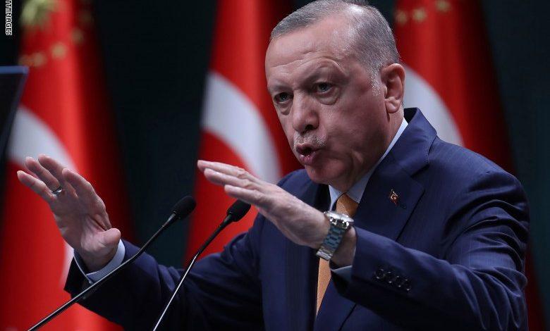 أردوغان يخاطب الشعب التركي..
