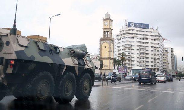 جهة الدار البيضاء سطات تحطم كل الأرقام.. 2128 إصابة جديدة ب(كوفيد 19) و17 حالة وفاة في ظرف 24 ساعة الأخيرة