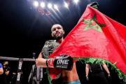 المغربي النهاشي يسيطر على لقب بطل العالم في الكيك بوكسينغ