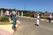 بن سليمان.. ضحايا ودادية سكنية يحاصرون متهما بالنصب عليهم في الملايير بنادٍ للفروسية