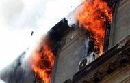 الناضور.. أب يرمي بنفسه في النار لانقاذ طفليه من موت محقق (صور)