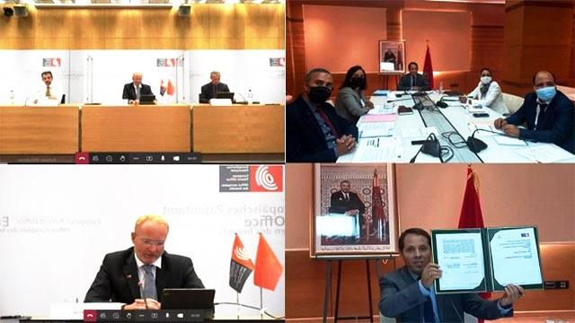 المغرب ومكتب براءات الاختراع الأوروبي يوقِّعان مذكرة تفاهم لتشجيع الإبداع والاختراع