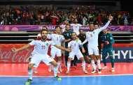 مونديال كرة القدم داخل القاعة - ليتوانيا 2021.. المنتخب المغربي يتعادل مع نظيره البرتغالي (3- 3) و يضرب موعدا مع فنزويلا في دور الثمن
