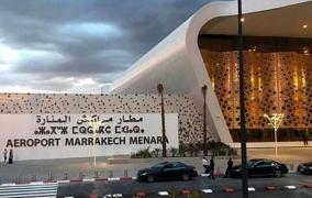 مجلة أمريكية تُصنِّف مطار مراكش المنارة سابع أفضل مطار في العالم