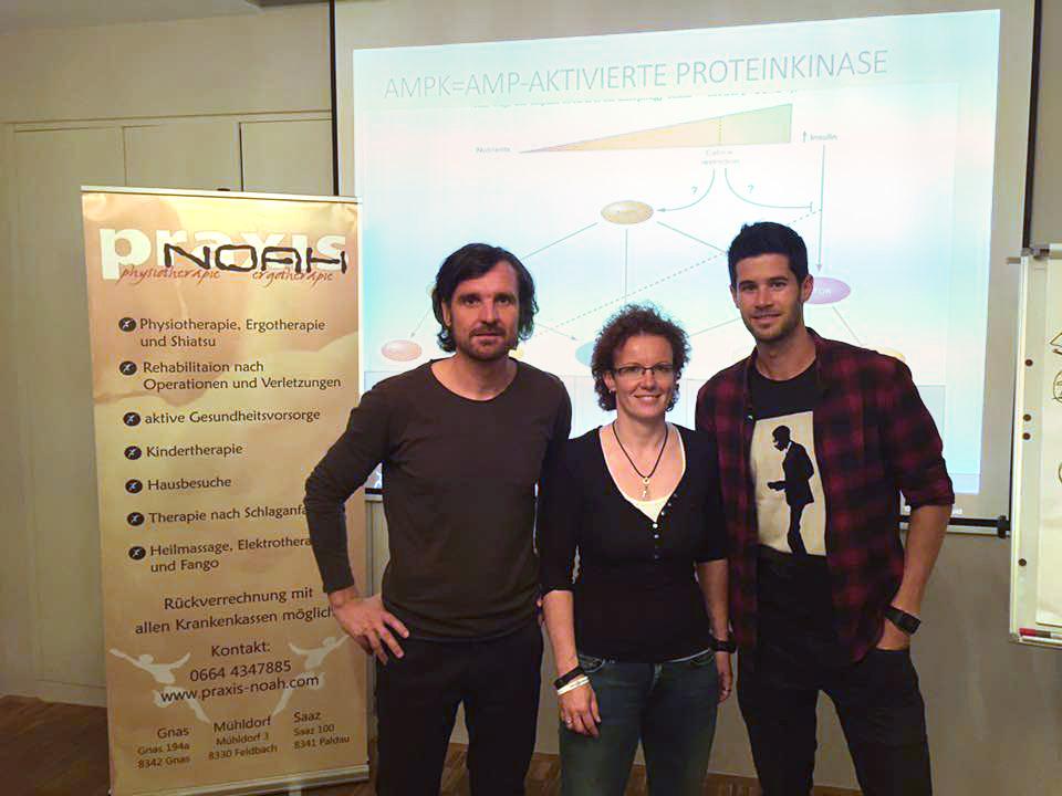 Operation Smile vorstellen - Vortrag von Anita Wolf-Eberl