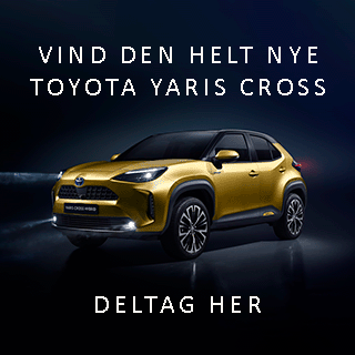 Vind den helt nye Toyota Yaris Cross