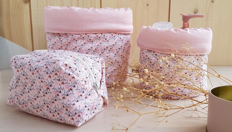 cadeau naissance personnalise bebe fille france made panier paniere couche trousse toilette lyon