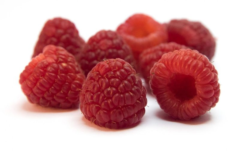 Frambuesas frutas del bosque bilcosa mercabilbao