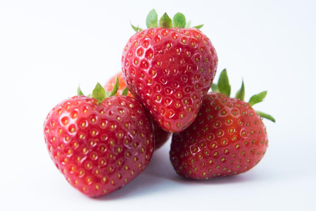 Fresas 3 frutas del bosque bilcosa mercabilbao