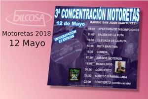 Promoción Motoretas Bilcosa Mercabilbao