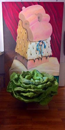 Der Plattsalat zu Gast in der Bildbar