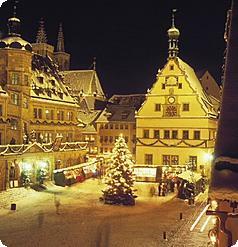 Der Reiterlesmarkt in Rothenburg o.d.T.
