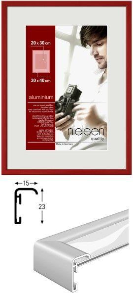 Nielsen Alurahmen