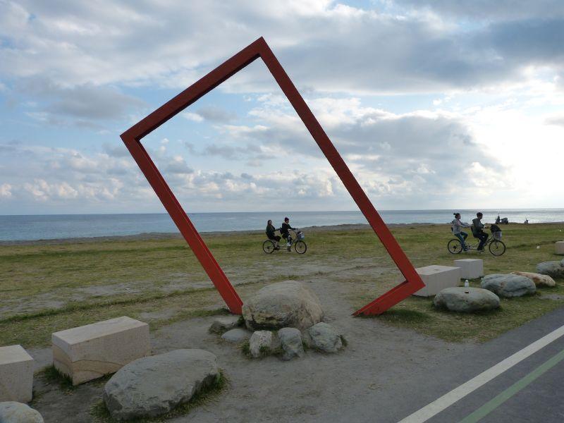 Ein Bilderrahmen mit Meeresblick - Rahmen-Shopper´s Bilderrahmen