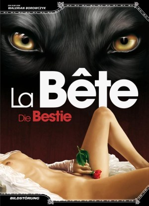 DVD Schuber La Bête