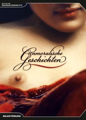DVD Schuber UNMORALISCHE GESCHICHTEN