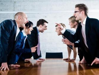 Coaching-Minutes – Teil 5: Zwischenmenschliche Spannungen im Team
