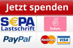 Jetzt spenden