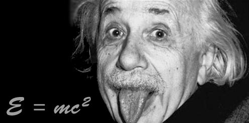 Albert Einstein Einer Der Grosten Physiker Des