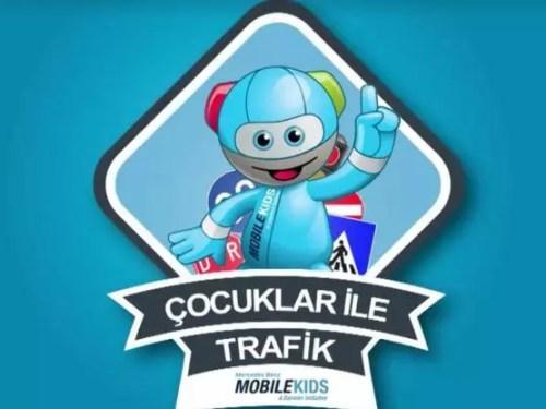 , Bilgi Kurdu, TEGV-Mercedes İşbirliğinde Sunulan Mobile Kids Projesinin Oyun ve Animasyonlarını Tasarladı