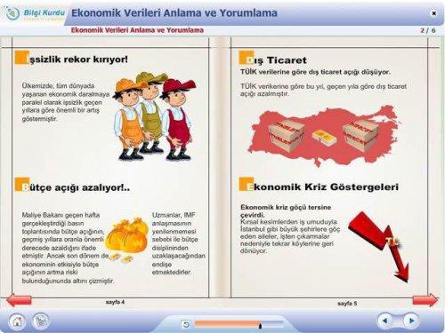 e-öğrenme, E-Öğrenme Tasarımında Arayüz ve Raporlama Dizaynı