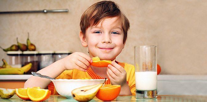 Çocuklarda Bağışıklık Sistemi Nasıl Güçlenir ?