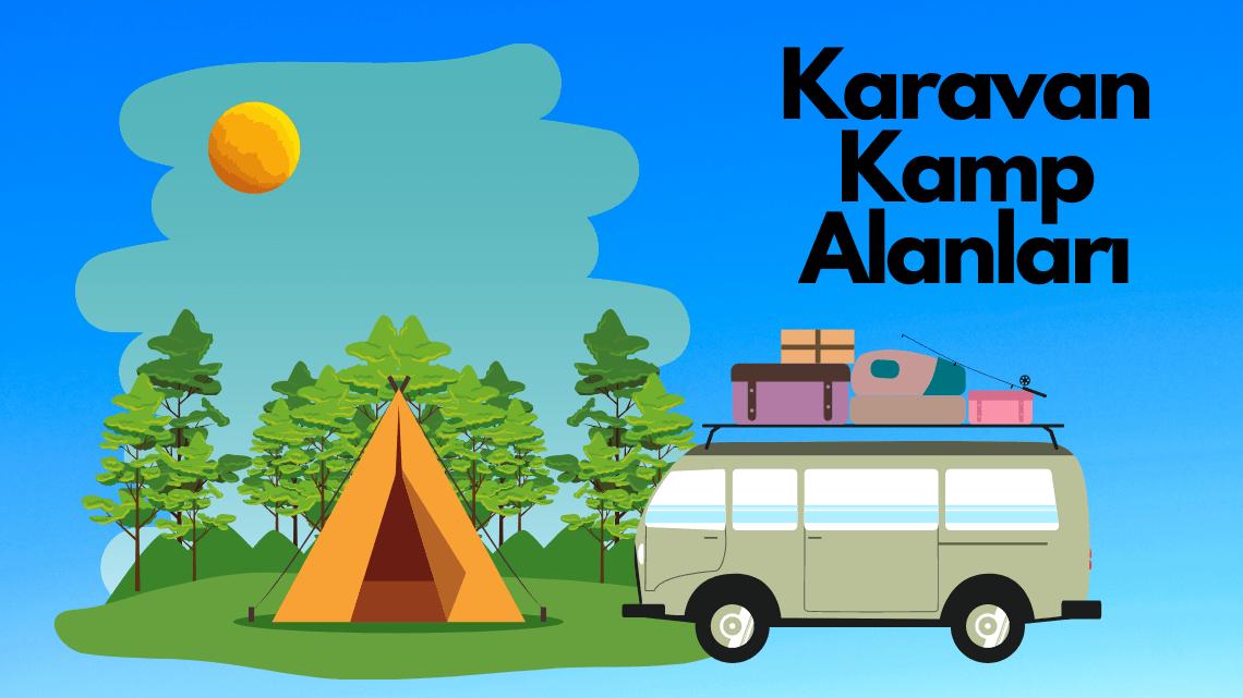 Karavan Kamp Alanları