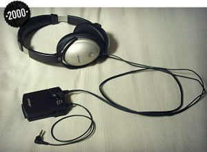 Bose QuiteComfort (2000)