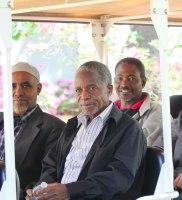African Seniors visit MoBot 2015