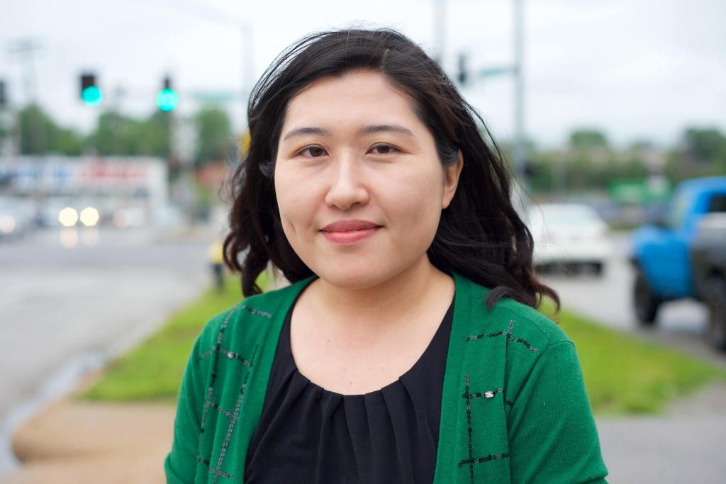 Hyunsu Shin, Featured in Humans of Saint Louis