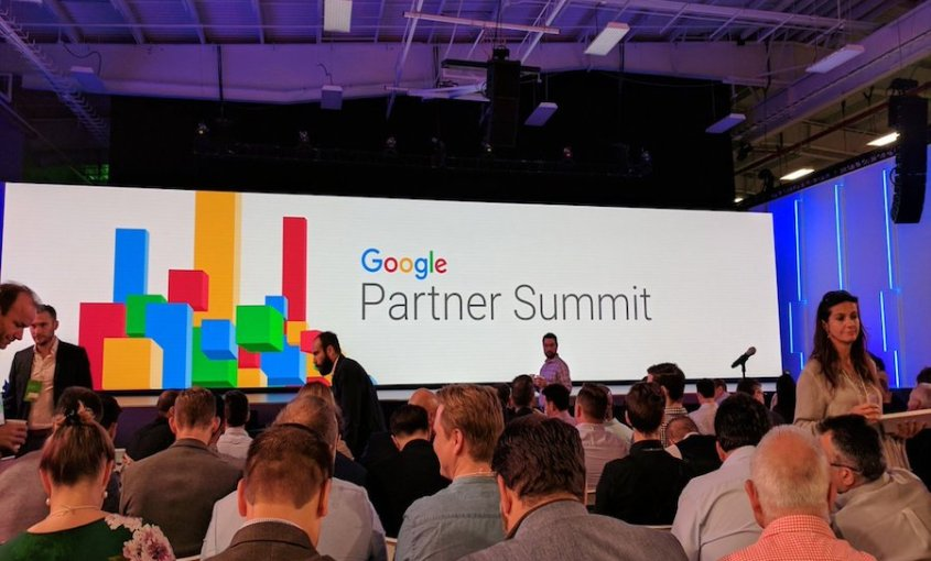 Conference Interpreting Google Partner Summit 2017