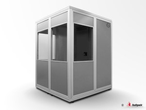 Audipack Translation Booths