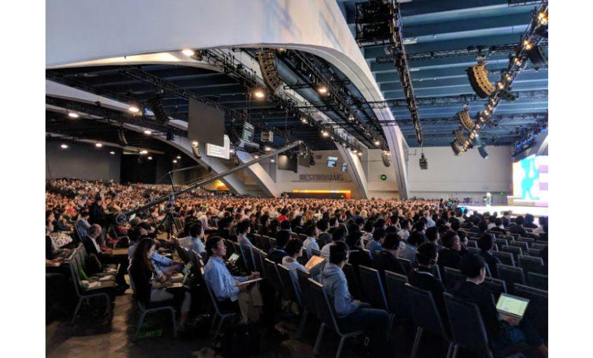Google Cloud Next Main Keynote