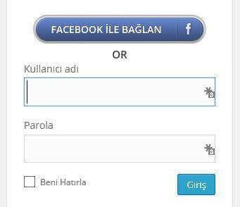 facebook-ile-baglanma-sonuc