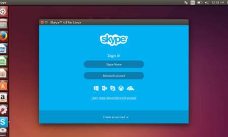 Skype linux beta