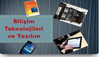 Bilişim Teknolojileri ve Yazılım Dersi Sunuları, Ders Notları
