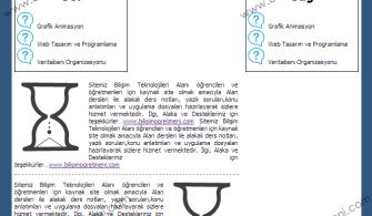 Web Tasarım ve Programlama 1.Dönem 2.Uygulama Soru Ve Cevapları Css