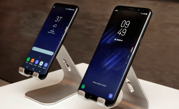 Samsung Galaxy S8 ve S8+