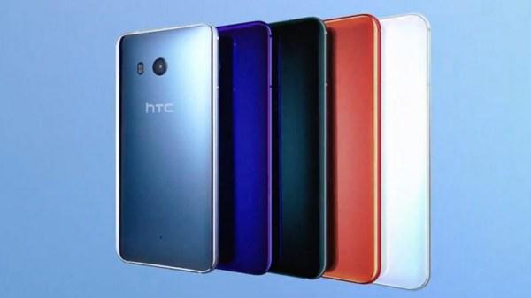 HTC U11 Renkler