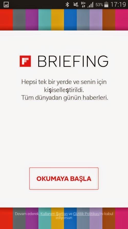 samsung briefing nedir