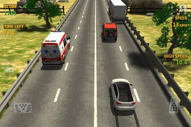Traffic Racer indir