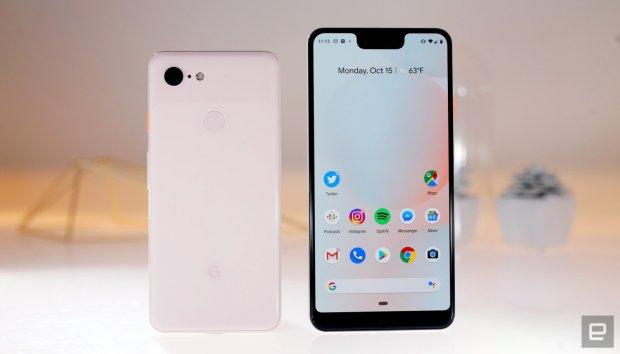 2019 yılı En Iyi Telefon  Google Pixel 3 XL