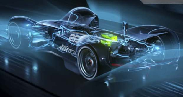 Inside Robocar - Dünyanın İlk Otonom Yarış Arabası