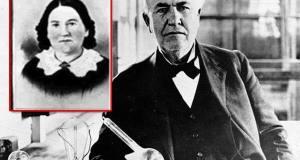 Thomas Edison'un Annesi