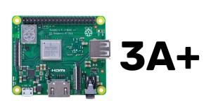 Raspberry Pi 3A+ özellikler