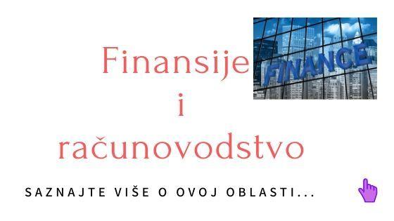 Finansije i računovodstvo