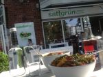 sattgrün - vegetarisches & veganes Essen